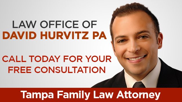 Family Law Attorney David Hurvitz, PA in Tampa FL